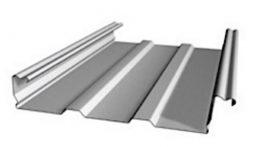 Permanent Steel Decking